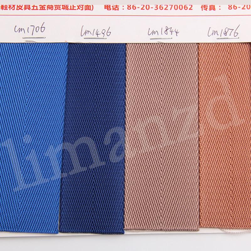 3,2 cm nylon gurtband hohe qualität blau/grün/weiß/lila/orange viele farbe auf lager für verkauf 50 yards/los freies verschiffen-in Gurtband aus Heim und Garten bei  Gruppe 3