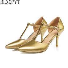fa138f96d New Além de Grande e pequeno porte 30-48 Sandálias Das Senhoras Das mulheres  Sapatos