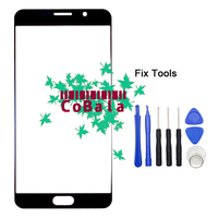 1Pcs Genuine Original For Samsung Galaxy Note5 Note 5 N920F N920 Front Glass 5 7 Touch