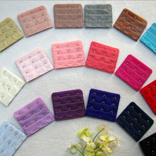 1 шт., удлинитель для бюстгальтера, 3 крючка, карамельный цвет, сменный удлинитель для бюстгальтера для женщин