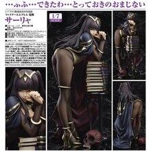 Anime bon sourire compagnie emblème de feu Tharja PVC figurine danime figurine modèle jouets Collection poupée cadeau