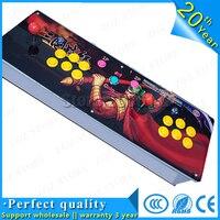 SANGUO 645 игры двойная игровая консоль/Pandora's Box 4 аркадная доска машина/игровой контроллер джойстик/VGA выход