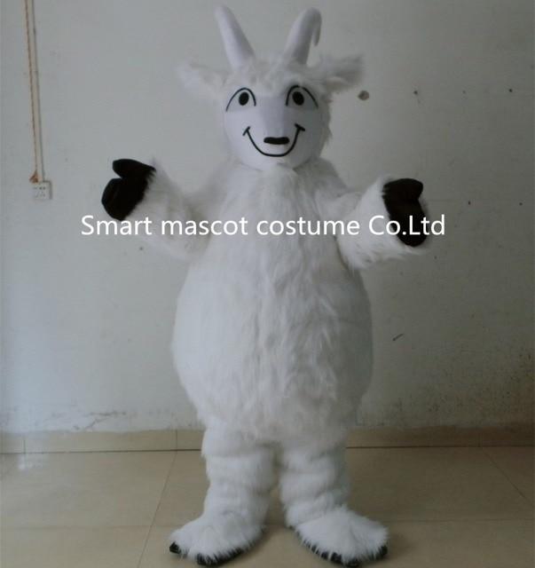 Funny sheep costume animal ear sheep mascot costume for adult & Funny sheep costume animal ear sheep mascot costume for adult-in ...