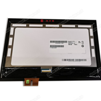 10.1 INCH Tablet lcd touch screen assembly For HP Pavilion x2 Detachable Notebook PC 10 p092ms 10 p lcd screen