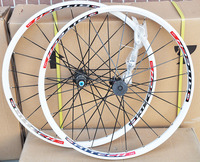 last Low Price Sales Inventory 26inch MTB mountain bicycle bike CNC front 2 rear 5 sealed bearings disc wheels wheelset rim