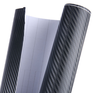 Image 5 - Матовая Черная Виниловая 3d пленка из углеродного волокна, 30 х15, 0/45 х15, 0/60x150 см