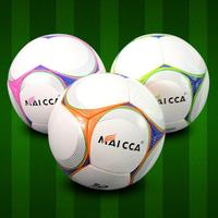 Indoor And Outdoor Standard Competition Ball 5 PU Leather Hand stitched Football Wear resistant Campus Football 5 Ball