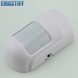 Free shipping 433mhz wireless pir sensor motion detector for wireless gsm pstn auto dial home security.jpg 250x250