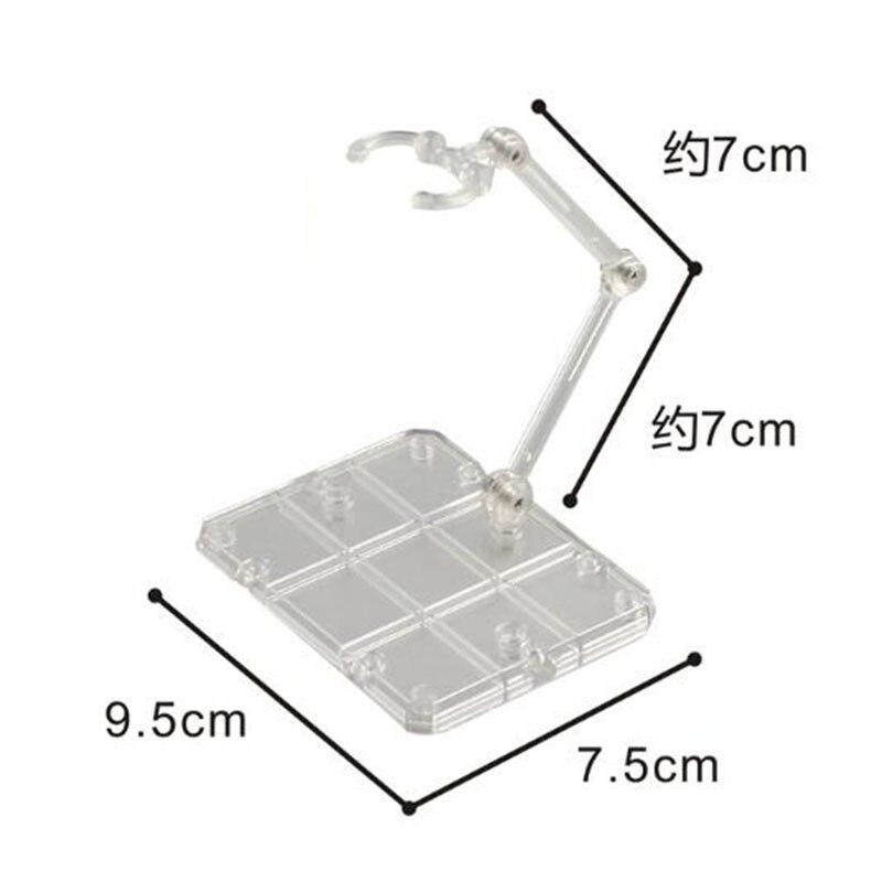 Action figure base suitable display stand bracket for 1//144 HG//RG EL