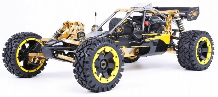 Nouveau Style Rovan Baja 5B 360CC 2 temps puissant engin à essence avec carburateur Walbro