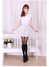 High Quality Fashion Nylon Stockings Women Striped Tights Patchwork Black Pantyhose Girls Lolita Japanese Tight black and nude patchwork striped pantyhose stockings