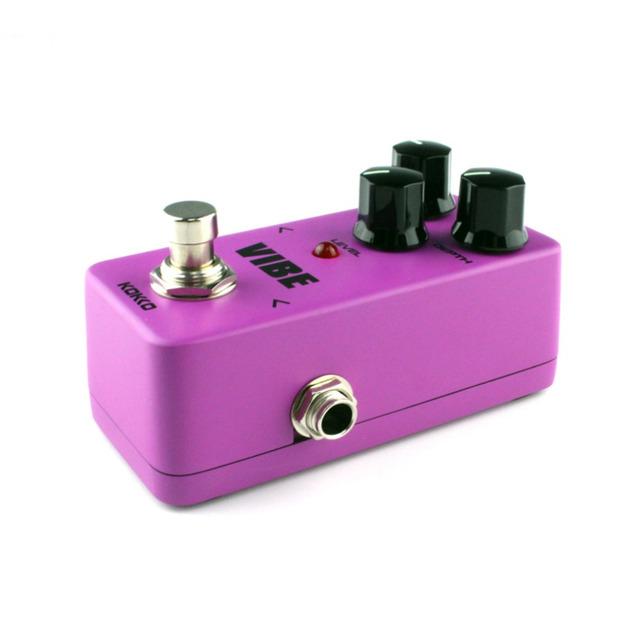 FVB2 MINI Guitar Effect Rotary Speaker Simulator Guitar Practical Accessory Mini Horn Effect For Guitars free shipping
