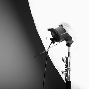 Image 4 - Godox студийный фотографический Зонт 60 дюймов 150 см черный серебристый отражающий зонт + большой диффузор для студийной съемки