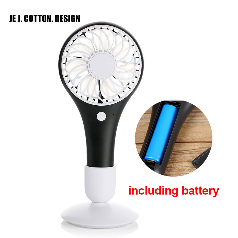 1200MA Air Conditioning Air Cooler for Home Hand Held Outdoor Fan Table aircondition Mini Fan Rechargeable Ventilador for Laptop