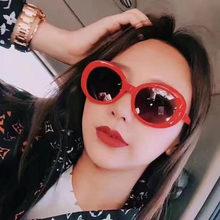 66067bae40  EL Malus Women Goggles Glasses Men Sunglasses Female Male Oval Reflective  Sun Glasses Black White Eyewear Outdoor Driving SG021