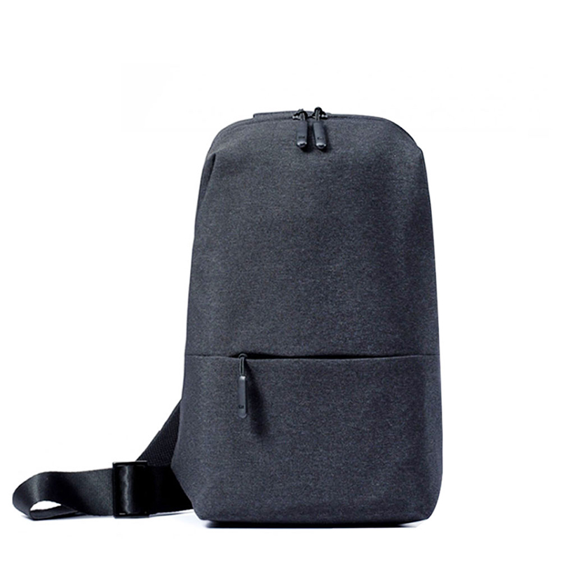 Original Xiaomi Mi Backpack Urban Leisure Chest Pack Bag For Men Women Small Size Shoulder Type Unisex Rucksack Backpack Bags LaOriginal Xiaomi Mi Backpack Urban Leisure Chest Pack Bag For Men Women Small Size Shoulder Type Unisex Rucksack Backpack Bags La