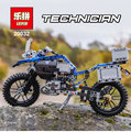 20032 Technic Series BAMW Off-road 42063 Motorcycles R1200 GS Building Blocks Bricks Educational Toys compatiable with lego