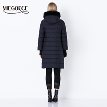 MIEGOFCE New Collection Winter Coat Original