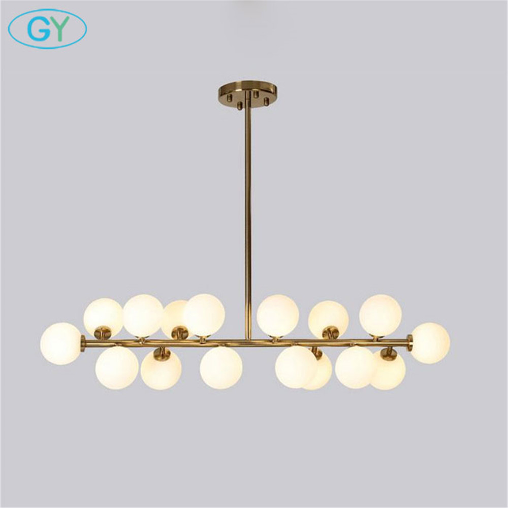 Molecular lustres chandelier modern magic beans dna hanging lights molecular lustres chandelier modern magic beans dna hanging lights nordic art globe glass shade dinning room industrial lamps in chandeliers from lights arubaitofo Image collections