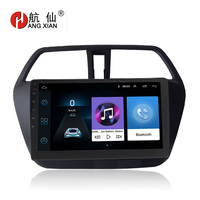 HANG XIAN 9 Quadcore Android 8.1 Car radio for Suzuki S CROSS car dvd player GPS navigation car multimedia