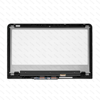 For HP Pavilion X360 13 U165NR 13 U005TU 13 U005NA 13 U010CA 13 U038CA 13 U100CA LCD Panel Touch Screen Assembly With Bezel