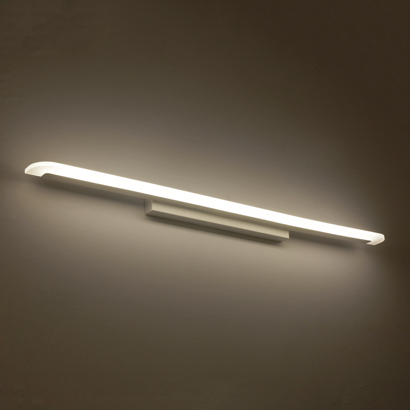 Chandelierrec NEW Modern LED Wall Lamp 400-1200mm Surface Mounted Sconce for Kids Room bathroom AC90-260V Makeup mirror lights цена