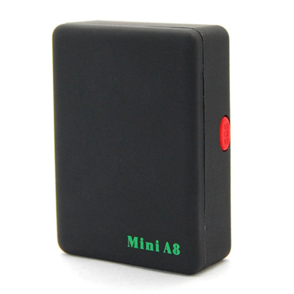 Hot Mini Global Smart Locator Real Time Car Kids Pet Tracker (LBS Position Only)