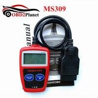 MaxiScan MS309 OBD2 Scanner OBDII CAN BUS Ferramenta de Diagnóstico do Carro Leitor de Código MS309 MaxiScan MS 309