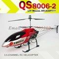 Cena Al Aire Libre grande 134 CM QS8006 del RTF RC helicóptero, grandes juguetes de control remoto