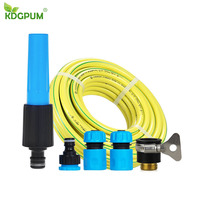 Automatic Plant Watering Sprinkler Garden Water Gun ABS Plastic Nozzle Water Hose Connection Watering Kits Gardening Supplies