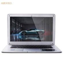 Amoudo-6C Плюс 14 дюймов Intel Core i7 CPU 8 ГБ + 64 ГБ + 1 ТБ Dual Дисков Windows 7/10 система 1920×1080 P FHD Ноутбук ноутбука