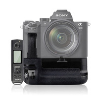 Meike MK A7II Pro Built in 2.4g Wireless Control Battery Grip for Sony a7II a7rII a7sII as Sony VG C2EM