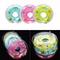 Inflatable Baby Kids Toddler Swimming Swim Neck Bath Float Pool Ring Safety