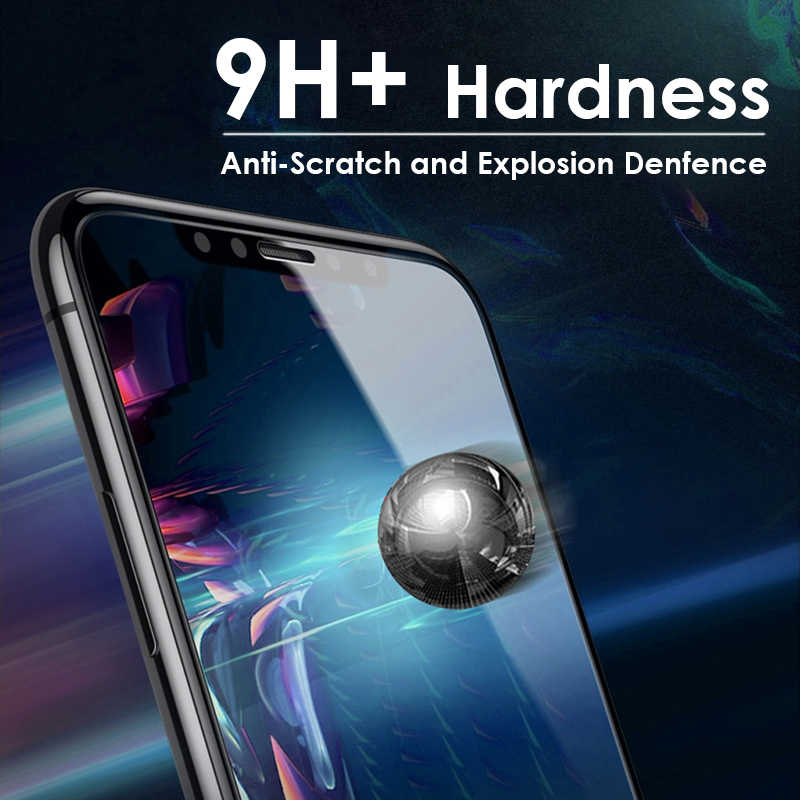 Akcoo voor Apple iPhone Onzichtbare 9H Hard Premium Universele Anti Kras Nano liquid screen protector voor samsung LG Xiaomi film