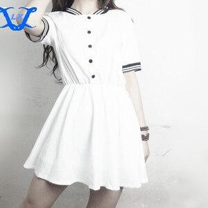 Korean Summer Loose Short Slee