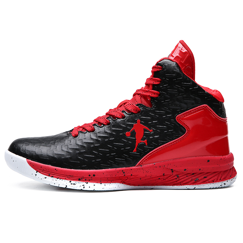 Man High top Jordan Basketball Shoes Men s Cushioning Light Basketball Sneakers Anti skid Breathable Outdoor
