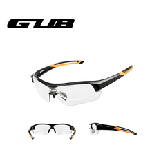 GUB 5600 Cycling Sports Sunglasses With PPG Discolour Lenses