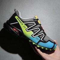 Speed 3 мужские кроссовки Мужская дышащая обувь для прогулок Мужская походная обувь для мужчин 15