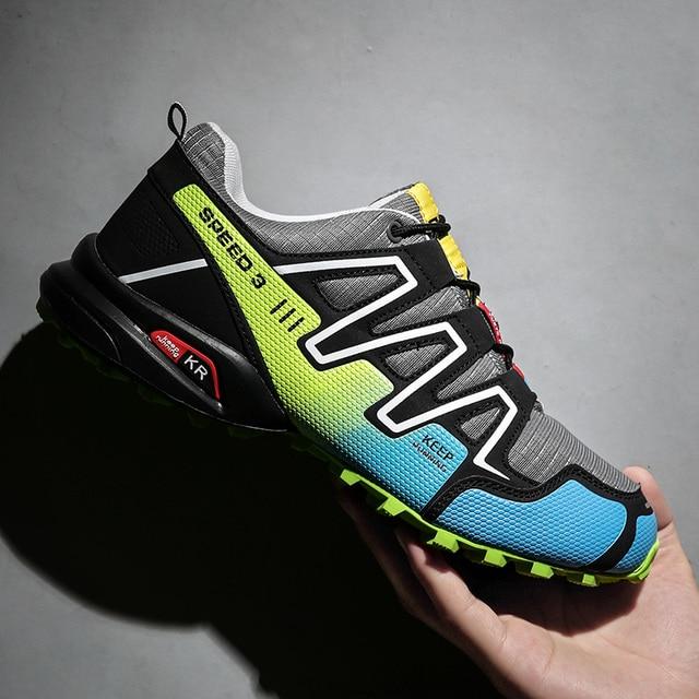 Speed 3 Men Sneakers Men Shoes Breathable Walking Shoes Men Hiking Shoes For Men 15