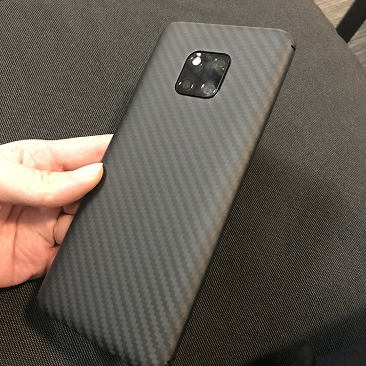 Ultra light Matte 100% Real Carbon Fiber Cover For Huawei Mate 20 Phone Case For Huawei Mate 20 Pro Carbon Case For Mate RS    1