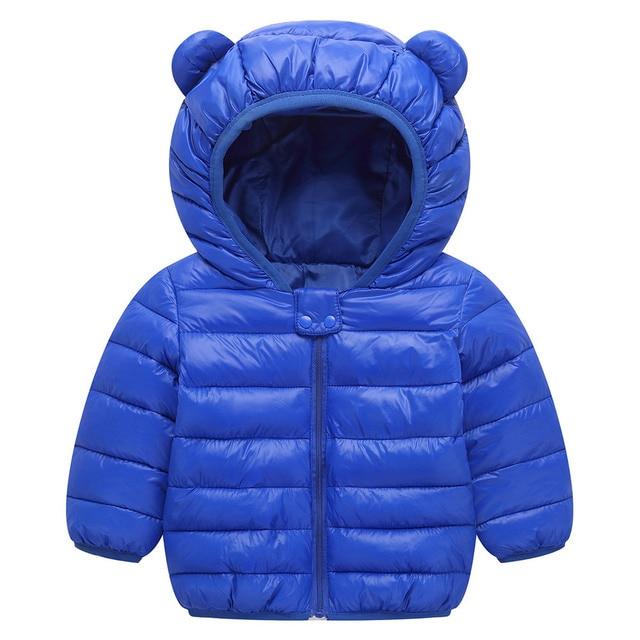 0bc7d10c2 Aliexpress.com   Buy Boys Hooded Jacket winter coat Children s ...