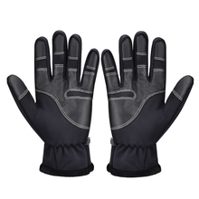 1 Pair Touch Screen Finger Gloves Men Women Outdoor Bike Bicycle Motorcycle Gloves High Quality Home Garden Protective Glove
