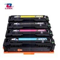 CRG 045 4 cor Cartucho de Toner de cor compatível para CANON imageCLASS MF635Cx MF633Cdw MF631Cn LBP613Cdw LBP611Cn Impressora|Cartuchos de toner| |  -