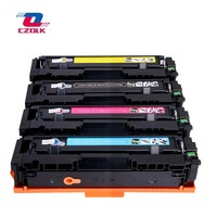 Compatible color Toner Cartridge CRG 045 4color for CANON imageCLASS MF635Cx MF633Cdw MF631Cn LBP613Cdw LBP611Cn Printer