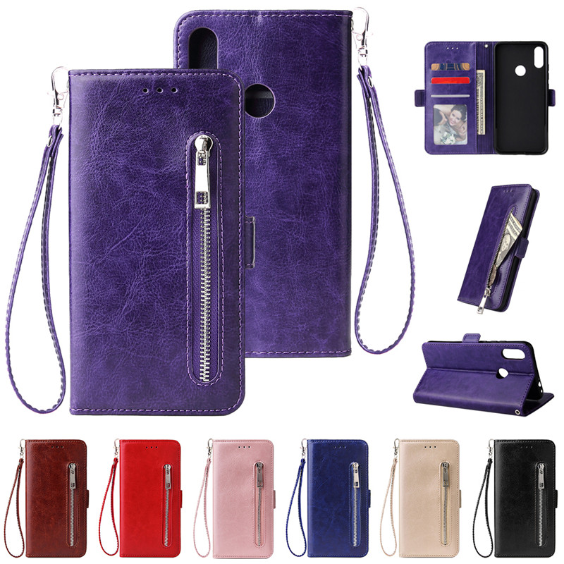 Wallet Zipper Note8 <font><b>Case</b></font> For <font><b>Xiaomi</b></font> <font><b>Redmi</b></font> 4A 4X 5A <font><b>6A</b></font> 8A Note 8T 5 6 7 8 Pro Luxury <font><b>Leather</b></font> Flip Cover <font><b>Phone</b></font> Bag Pouch Celular image