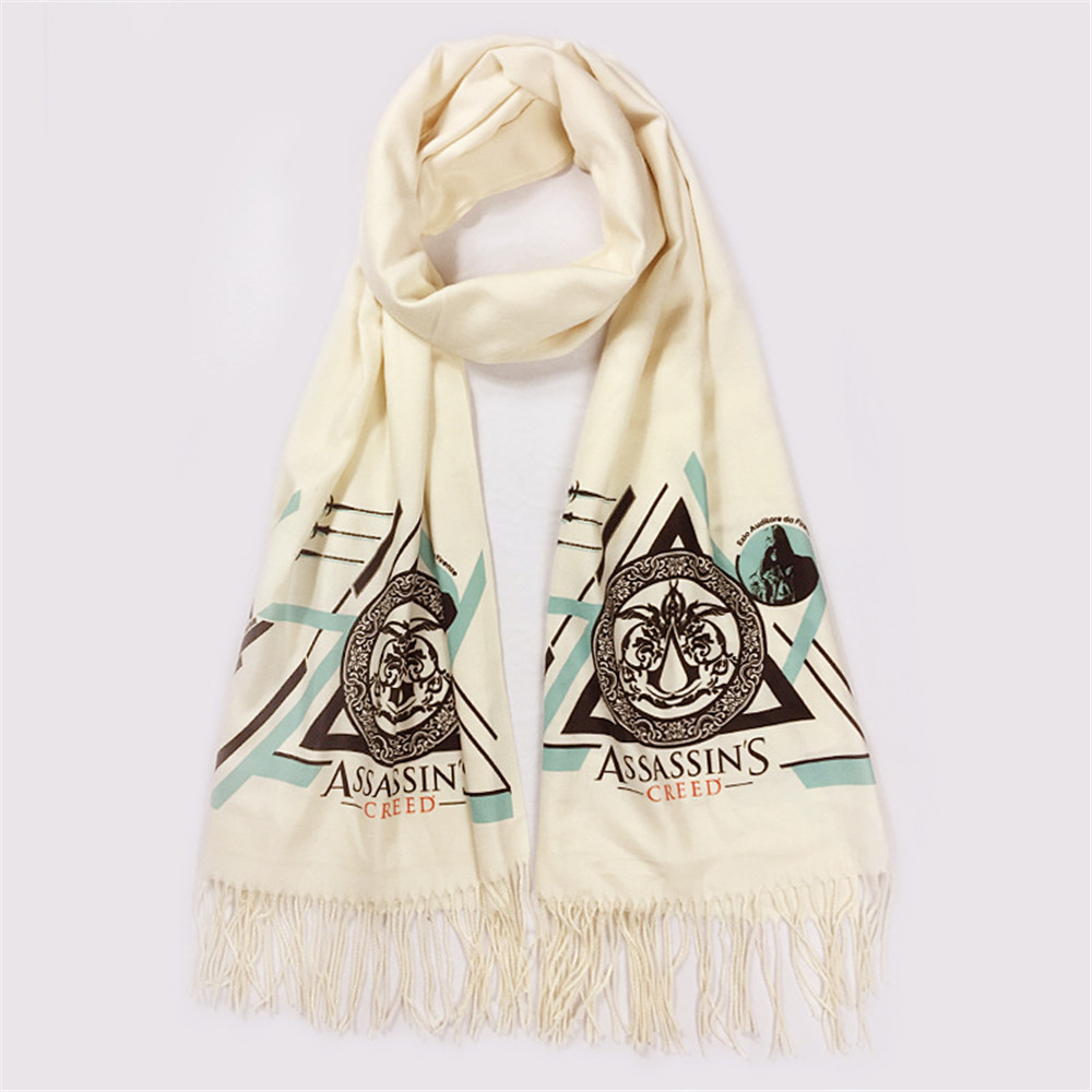 Cosplay Anime lovely Sword Art Online Assassin's Creed Touken Ranbu Online Fate/stay night Hatsune Miku Christmas scarf gift