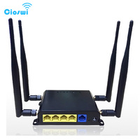 WE826-T router dual band 11ac 4g 3g router wi-fi repeater openwrt modem draadloze wi-fi router met sim-kaartsleuf Engels versie