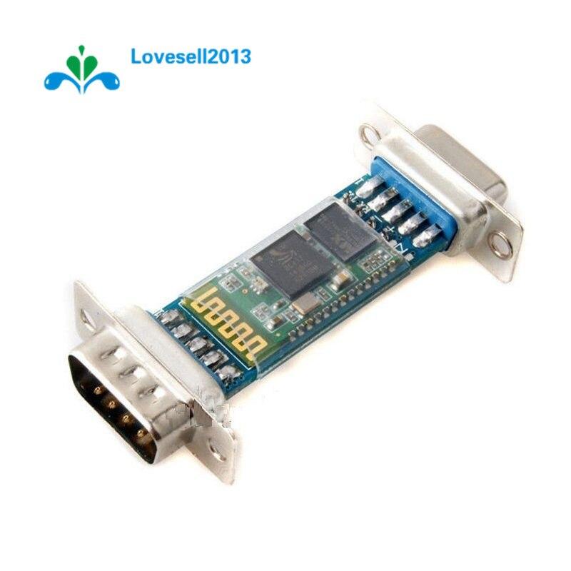 Arduino DB9 RS232 RF Wireless Bluetooth Module HC-06 Slave Serial Port