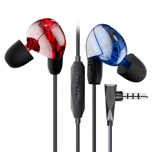 VSONIC VSD2Si ( with Microphone ) Hifi Inner-Ear  Earphones for iPHONEs  Android phones