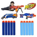2015 New 500pcs/Lot Nerf N-strike Elite Rampage Retaliator Series Blasters Refill Clip Darts Paintball Gun Soft Nerf Bullet Toy